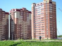 Пермь, улица Холмогорская, дом 2Д. жилой дом с магазином