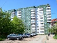 Пермь, улица Братская, дом 6А. многоквартирный дом