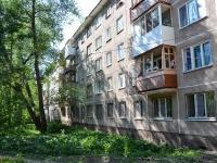 Пермь, улица Братская, дом 12. многоквартирный дом