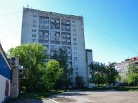 Пермь, улица Братская, дом 14. жилой дом с магазином