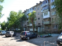 Пермь, улица Братская, дом 16. многоквартирный дом