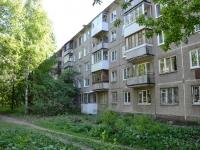 Пермь, улица Братская, дом 18. многоквартирный дом