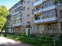 Пермь, улица Братская, дом 22. многоквартирный дом