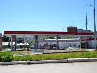 Пермь, улица Уфимская, дом 1. автозаправочная станция