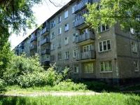 Пермь, улица Уфимская, дом 14. жилой дом с магазином