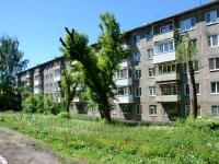 Пермь, улица Уфимская, дом 24. многоквартирный дом