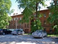 Пермь, улица Красные Казармы, дом 7. многоквартирный дом