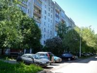 Пермь, улица Моторостроителей, дом 3. многоквартирный дом