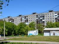 Пермь, улица Моторостроителей, дом 7. многоквартирный дом