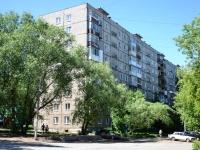 Пермь, улица Моторостроителей, дом 9. многоквартирный дом