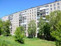 Пермь, улица Моторостроителей, дом 10. многоквартирный дом