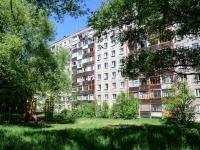 Пермь, улица Моторостроителей, дом 12. многоквартирный дом