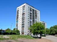 Пермь, улица Моторостроителей, дом 15. многоквартирный дом