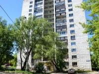 Пермь, улица Моторостроителей, дом 19. многоквартирный дом
