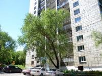 Пермь, улица Моторостроителей, дом 21. многоквартирный дом