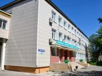 Пермь, улица Обвинская, дом 10А. техникум Пермский техникум отраслевых технологий