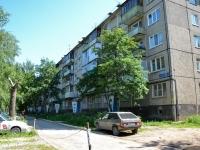 Пермь, улица Гусарова, дом 16. многоквартирный дом