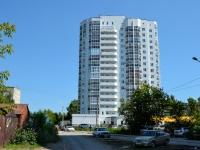 Пермь, улица Гусарова, дом 20. многоквартирный дом