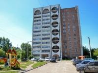 Пермь, улица Гашкова, дом 9. многоквартирный дом