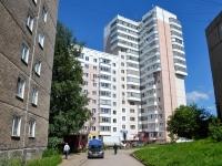 Пермь, улица Ивана Франко, дом 38. многоквартирный дом