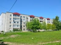 Пермь, улица Ивана Франко, дом 39/1. многоквартирный дом