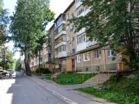 Пермь, улица Ивана Франко, дом 40/1. многоквартирный дом