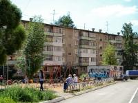 Пермь, улица Ивана Франко, дом 40/2. многоквартирный дом
