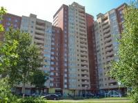 Пермь, улица Ивана Франко, дом 42. многоквартирный дом