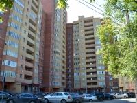 Пермь, улица Ивана Франко, дом 44. многоквартирный дом