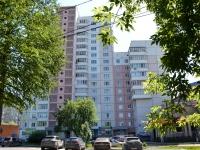 Пермь, улица Ивана Франко, дом 46. многоквартирный дом