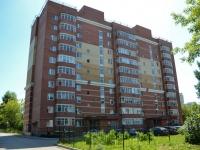 Пермь, улица Иньвенская, дом 17. многоквартирный дом