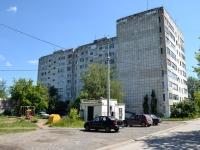 Пермь, улица Целинная, дом 11. многоквартирный дом