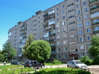 Пермь, улица Целинная, дом 17. многоквартирный дом