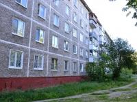 Пермь, улица Докучаева, дом 18. многоквартирный дом