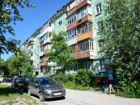 Пермь, улица Докучаева, дом 22. многоквартирный дом