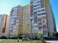 Пермь, улица Докучаева, дом 32. многоквартирный дом