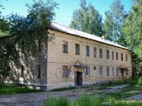 Пермь, улица Сеченова, дом 4. многоквартирный дом