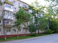 Пермь, улица Сеченова, дом 9. многоквартирный дом