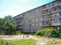 Пермь, улица Костычева, дом 36. многоквартирный дом