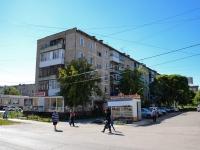 Пермь, улица Костычева, дом 37. многоквартирный дом