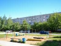 Пермь, улица Транспортная, дом 33. многоквартирный дом
