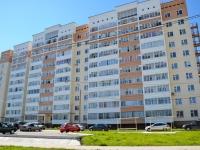 Пермь, улица Транспортная, дом 9. многоквартирный дом