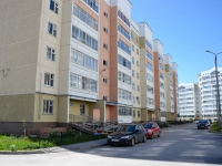 Пермь, улица Транспортная, дом 11. многоквартирный дом