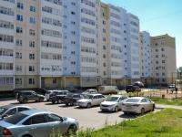 Пермь, улица Транспортная, дом 13. многоквартирный дом