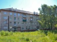 Пермь, улица Транспортная, дом 27. многоквартирный дом