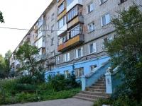 Пермь, улица Вагонная, дом 3. многоквартирный дом