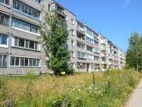 Пермь, улица Хабаровская, дом 44. многоквартирный дом