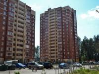 Пермь, улица Хабаровская, дом 62. многоквартирный дом