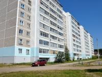 Пермь, улица Хабаровская, дом 133. многоквартирный дом