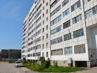 Пермь, улица Хабаровская, дом 135. многоквартирный дом